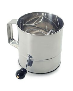 Norpro 3C Stainless Steel Rotary Sifter