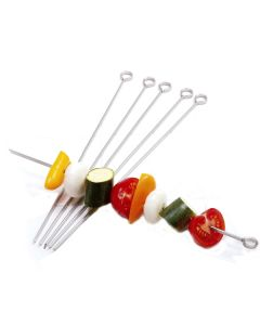Norpro S/S Skewers, set of 6