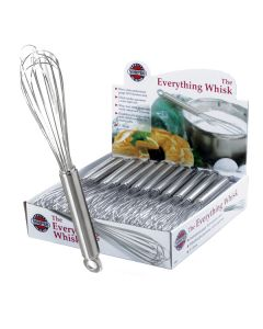 Norpro Krona Everything Whisks, display of 24