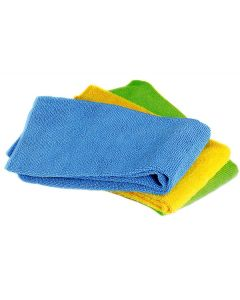Microfiber cloth clean inside car