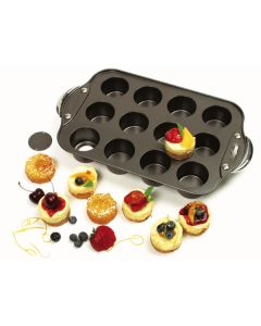 Norpro Nonstick Mini Cheesecake Pan with Removable Bottoms