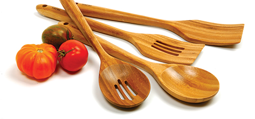 Bamboo & Wood Utensils