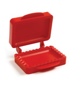 Mini Pocket Pie Mold, Red