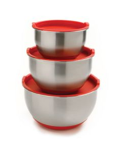 Norpro 10446 Stainless Steel Bowls