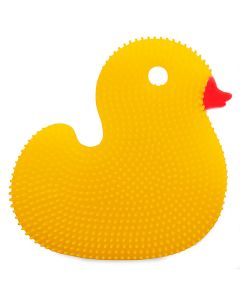 Norpro Silicone Dish Brush Duck