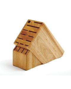 Norpro Natural Hardwood Knife Block
