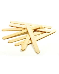 Norpro Wooden Treat Sticks, 100 pieces