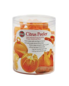 Norpro Citrus Peeler, display of 48