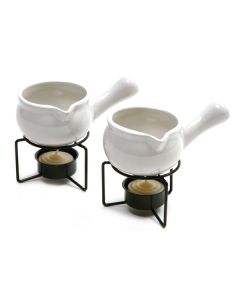 Norpro Ceramic Butter Warmers, set of 2