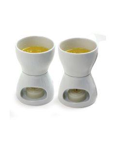 Norpro Porcelain Butter Warmers, set of 2