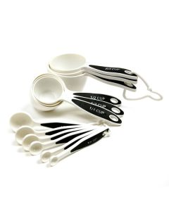 Norpro Grip-EZ Measuring Cups/Spoons, 12 piece set