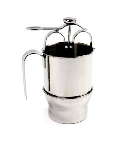 Norpro Stainless Steel Pancake Dispenser With Holder