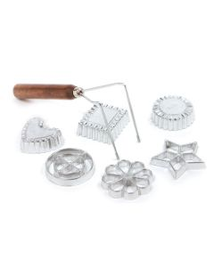 Norpro Rosette and Timble, 7 piece set