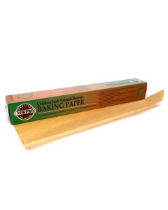 Norpro unbleached natural brown baking paper
