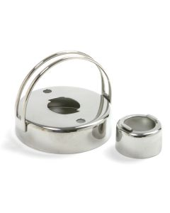 Norpro Donut/Biscuit Cutter With Removable Center