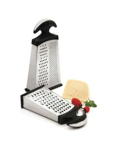 Norpro Grip-EZ Slim Grater With 3 Surfaces