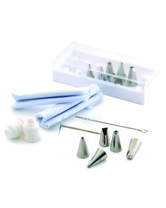 Norpro Decorating Set, 18 piece set
