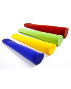 Silicone Ice Pop Makers, 4 piece set