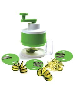Norpro Spiral Slicer with 3 blade option