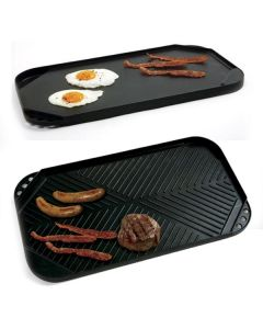 Norpro Nonstick Heavy Duty Double Burner Griddle