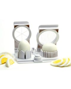 Norpro Egg Slicer/Wedger/Piercer With Garnishing Tool