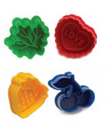 Norpro Pie Top/Pastry Cutters, set of 4