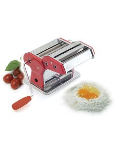 Norpro Pasta Machine, Red