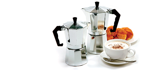 Coffee & Tea Presses/Stovetop Espresso