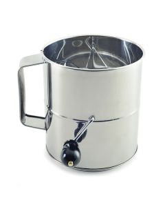 Norpro 8C Stainless Steel Rotary Sifter