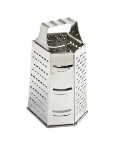 Norpro Stainless Steel 6-Sided Cheese Grater