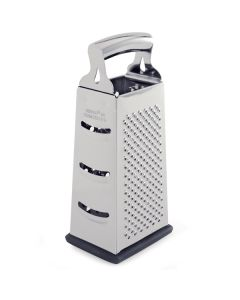 Norpro Stainless Steel, 4-Sided Cheese Grater.