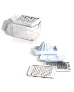 Norpro Multi-Grater With Juicer