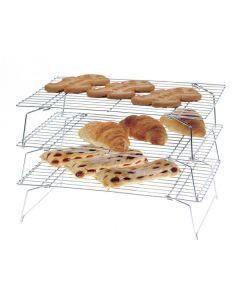 Norpro Three-Tier Stacking Cooling Rack