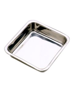 "Norpro 8"" Stainless Steel Square Cake Pan"
