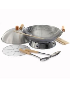 norpro 506 wok asian cooking