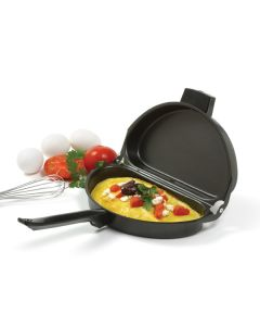 Norpro 2-Sided, Nonstick omelet pan