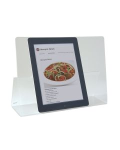 Acrylic Cookbook / Tablet Holder