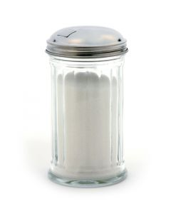 Norpro 11oz/330ml Glass Sugar Dispenser