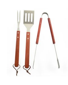 Norpro 3 Pc BBQ Tool Set