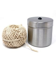 S/S HOLDER WITH 100% COTTON TWINE