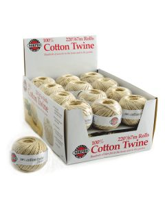 Norpro Cotton Twine, Display of 24