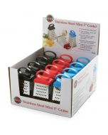 Norpro Mini Graters, display of 12
