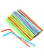 Norpro Flexible Disposable Straws, 50 pieces
